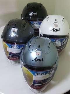 0507*** TSR Convert ARAI Visor Helmet For Sale 😁😁Thanks To All My Buyer Support 🐇🐇 Yamaha, Honda, Suzuki