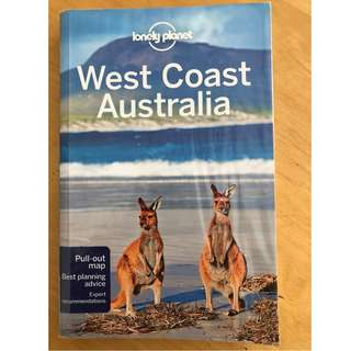 Lonely planet travel guide - West Coast Australia - Nov15 edition