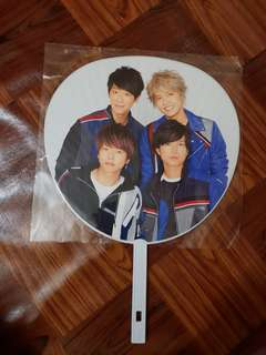 NEWS Johnny's Countdown Concert 2015-2016 Jumbo Uchiwa