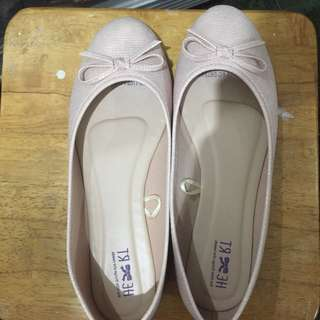 FREE ONGKIR!!! Flat shoes the little things she need