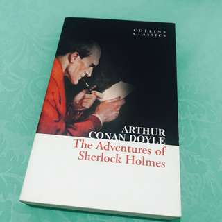 [English] Sherlock Holmes (The Adventure) by Sir Arthur Conan Doyle