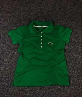 Women's Lacoste Polo Shirt