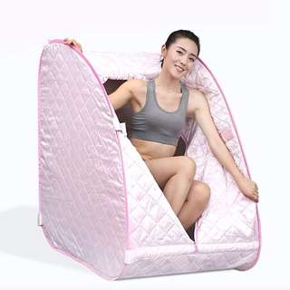 New! Home Sauna Tent/ Portable Steam Bath