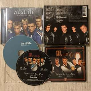 Westlife - World Of Our Own (Deluxe Edition)