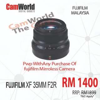 FUJIFILM XF 35mm f2R