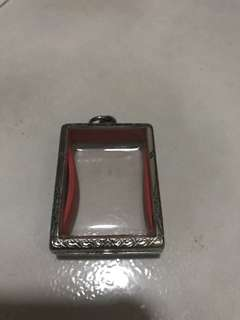 Stainless Steel Amulet Casing