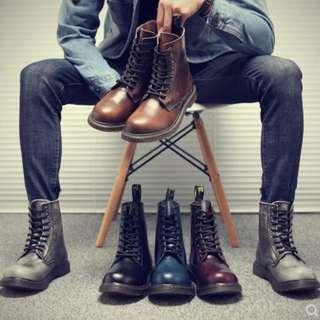 [PO] Inspired Dr. Martens Men High Cut Boots