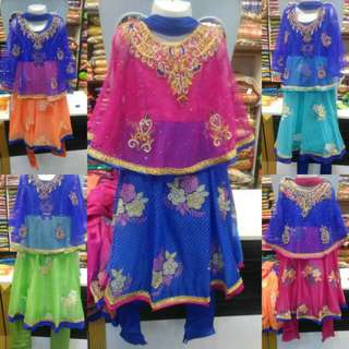 Dress/Kids punjabi Suit