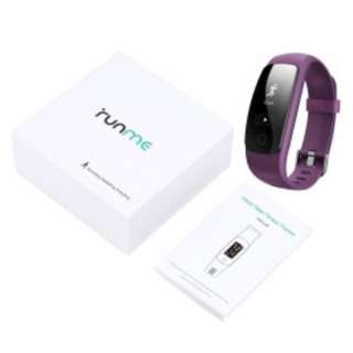 786. Fitness Tracker With Heart Rate Monitor, Runme Activity Tracker Smart Watch With Sleep Monitor