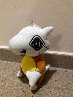 Cubone Pokemon Soft Toy