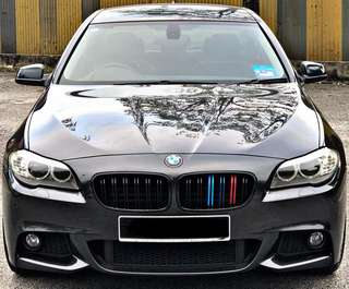BMW F10 523i MSPORT BODYKIT