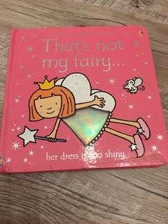 Usborne - That's not my fairy