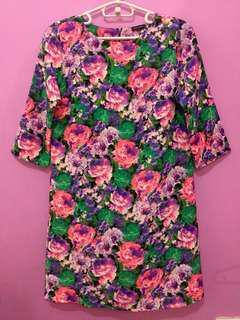 River Island Floral Dress
