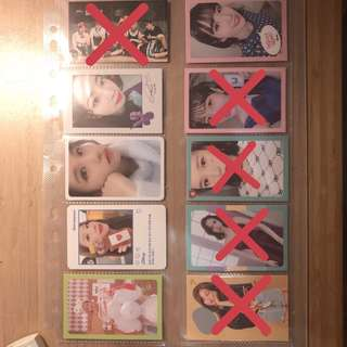 [WTT/WTS] Twicetagram and What is Love PC
