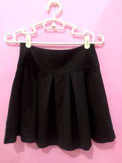 Forever 21 F21 Skirt in Black