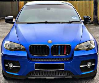 BMW X6 3.0 DIESEL TWIN TURBO HIGH SPEC