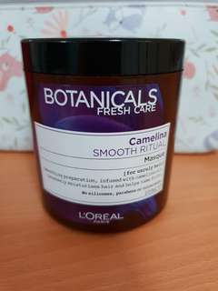 Camelina smooth ritual - Hair Masque