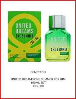 BENETTON UNITED DREAMS FOR MEN