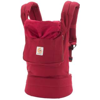 Ergobaby Original Baby Carriers Red - BCARDRD