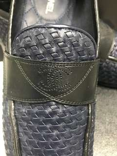 Chanel leather shoes