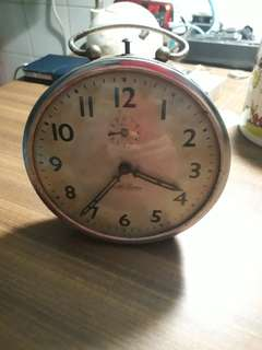 Vintage Clock Smith Alarm