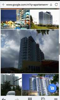 Marbella Suite Bandung For sale 3 bedroom apartment
