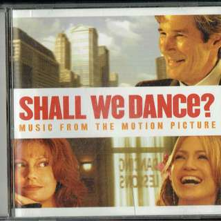 🚚 Shall We Dance? 2004 Movie Soundtrack Music CD