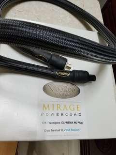 Mirage Powercord