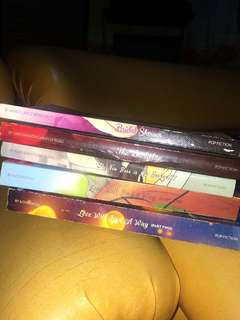 Bundle of wattpad books by pop fiction