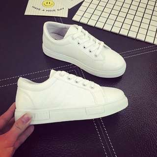 White Sneakers (size 37)