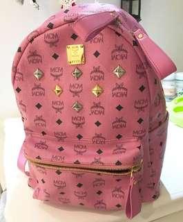 Authentic MCM Medium Backpack