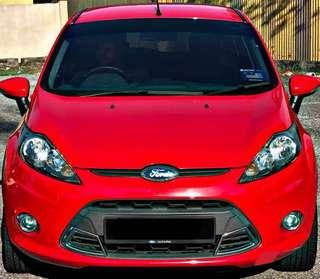 FORD FIESTA 1.6 (A) TIPTOP CONDITION