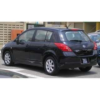 Nissan Latio Sport 1.5 Auto Premium
