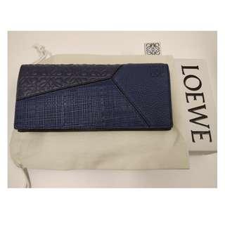Loewe Puzzle Long Horiz Wallet