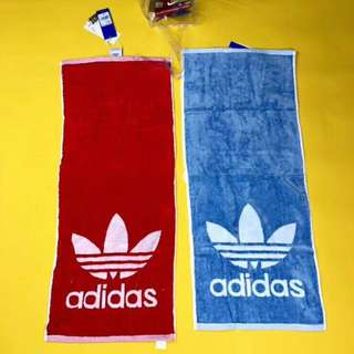 Adidas towel in 2 colors