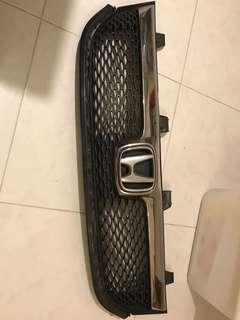 Honda Stream RN6 鬼面罩