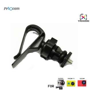 Proocam Pro-F049 Clamp Car sun shading Board with Adapter for Gopro Hero , SJCAM , MIYI action camera