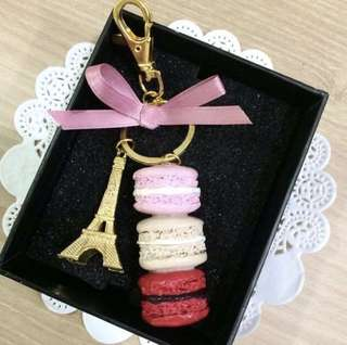🚚 Paris Tower with Macarons