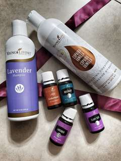 Young living hair fall remedy