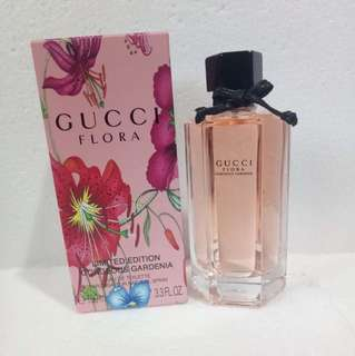 AUTHENTIC GUCCI FLORA PERFUME