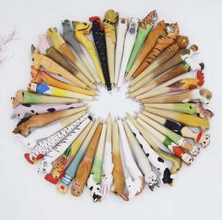 🚚 Wood Crave Animal Pen