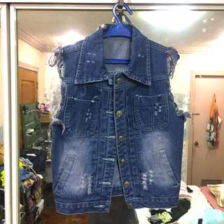 Maong Jacket - Jeans from Thailand