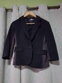 Uniqlo - Black Blazer