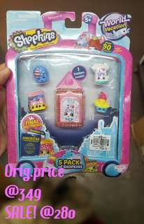 SHOPKINS SEASON 8 world vacation