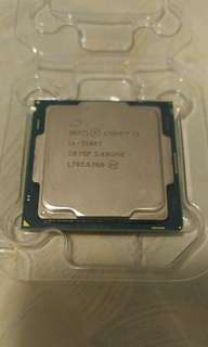 Intel Core i3 7100T 3.4GHz CPU 處理器 (35W TDP)