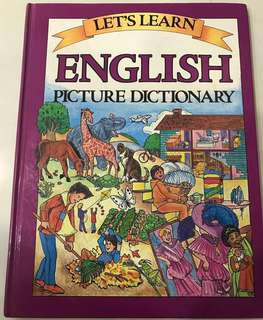 McGraw Hill - Let's Learn English Picture Dictionary (Children Dictionary)