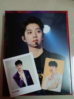 Wanna One Lai Kuanlin Official Items (include postage)