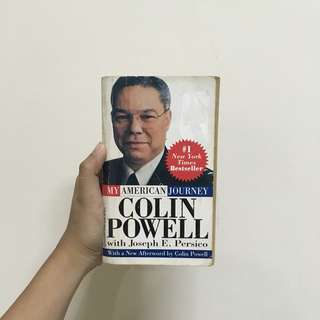 My American Journey — Colin Powell