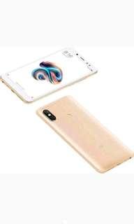 Xiaomi Redmi Note 5 4/64Gb Gold Bisa Cicilan Loh
