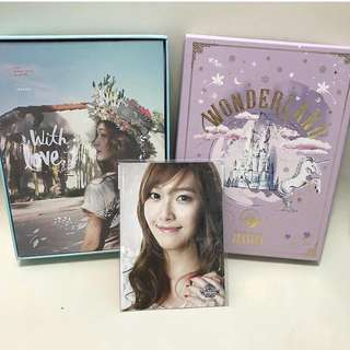 Jessica WithLoveJ + wonderland 淨專